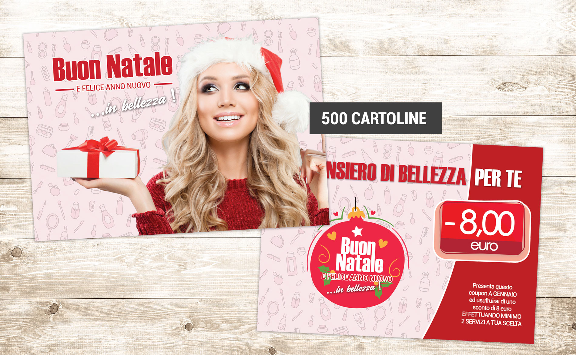 Kit di Marketing per parrucchieri